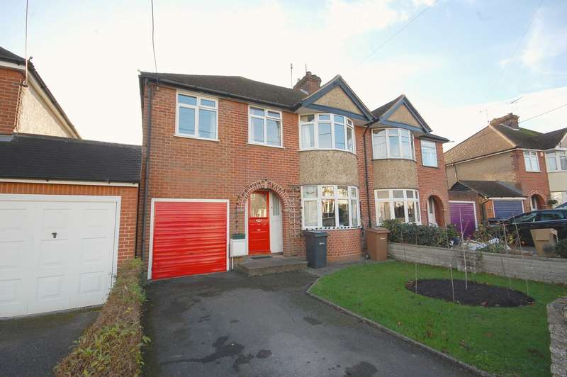 4 Bedrooms Semi Detached House for sale in Sixth Avenue, Chelmsford, CM1