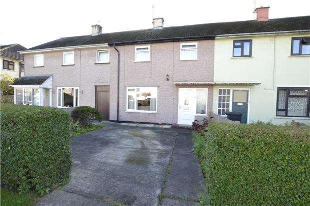 2 Bedrooms Terraced House for sale in Swanmoor Crescent, BRISTOL, BS10 7ET