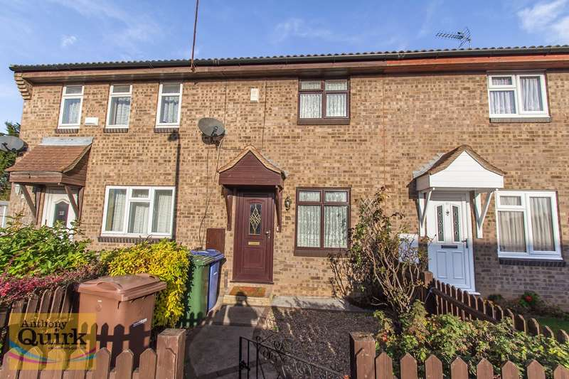 2 Bedrooms Terraced House for sale in Fielding Avenue, Tilbury, RM18