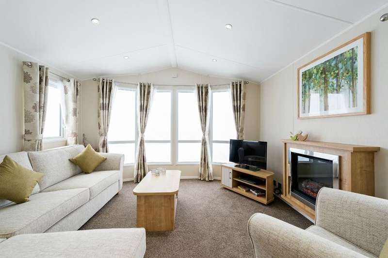 2 Bedrooms Park Home Mobile Home for sale in LA23 3DL WILLERBY WINCHESTER CARAVAN, Fallbarrow Park, Lake District Leisure Pursuits, Bowness-on-Windermere, Cumbria