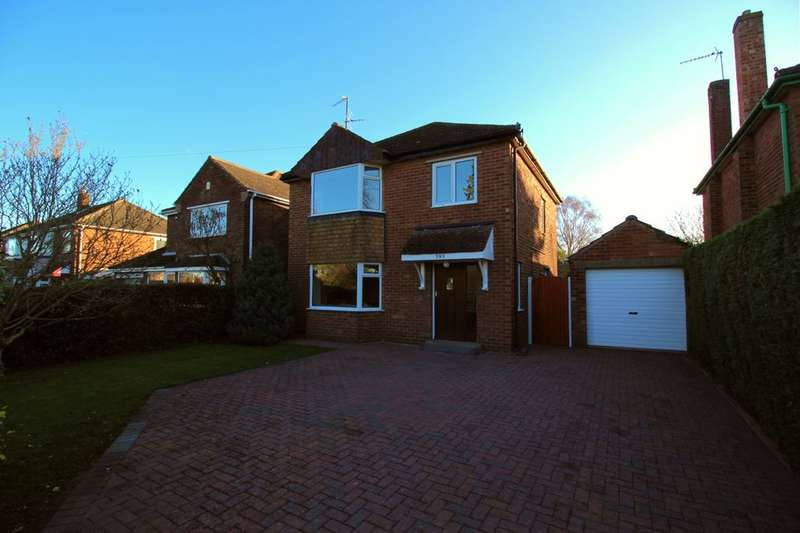 3 Bedrooms Detached House for sale in Hykeham Road, Lincoln, LN6