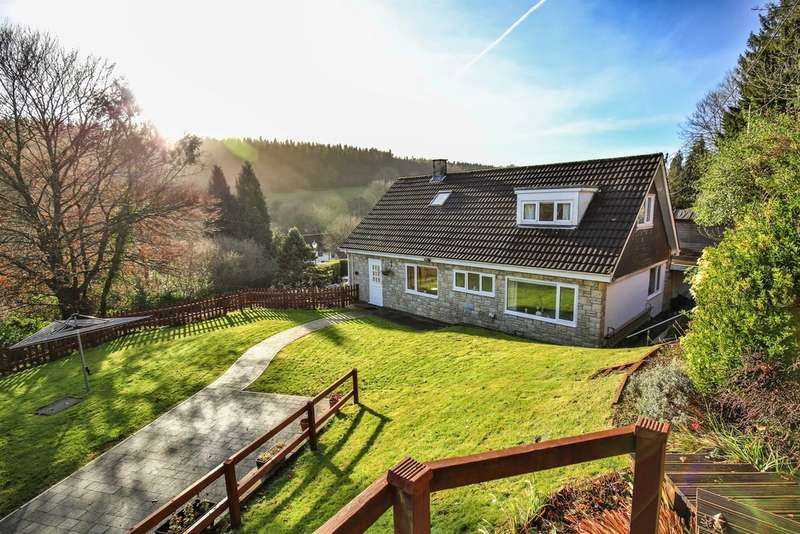 3 Bedrooms Detached House for sale in Rhyd Y Gwern Lane, Draethen, Nr Caerphilly