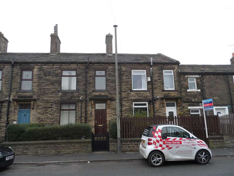 2 Bedrooms Terraced House for rent in West End, Queensbury, Bradford