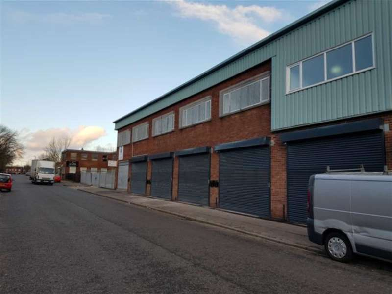 Warehouse Commercial for rent in Sherborne Street, Cheetham Hill