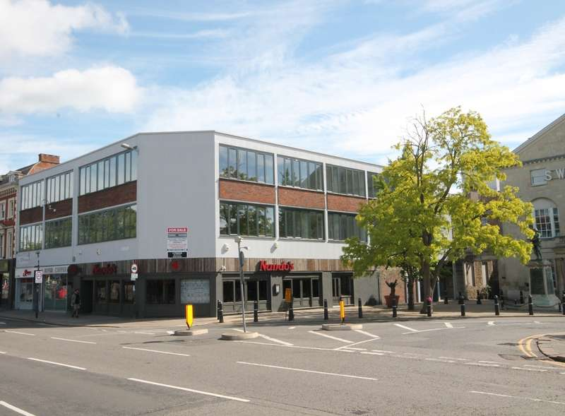 1 Bedroom Apartment Flat for sale in Swan House, 3-7 High Street, Bedford, MK40