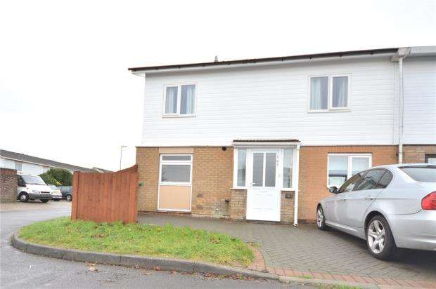 5 Bedrooms End Of Terrace House for sale in Abbey Road, Basingstoke, Hampshire