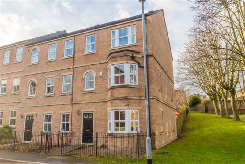 4 Bedrooms End Of Terrace House for sale in Broomills Road , Farsley, LS28 5GR