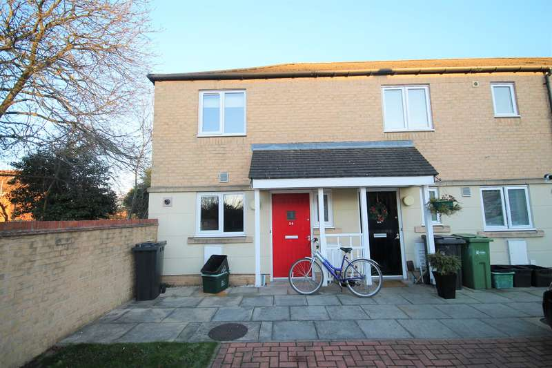 2 Bedrooms End Of Terrace House for sale in Lilbourne Drive, York, YO30 6PZ