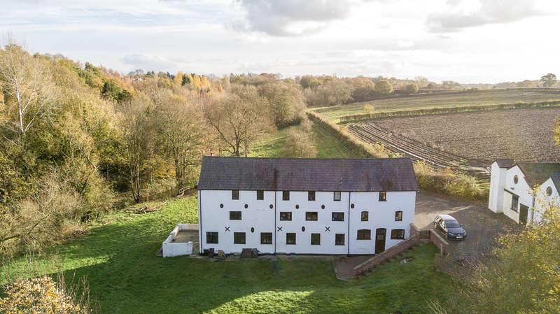 4 Bedrooms Detached House for sale in Coalpit Lane, Stanthorne