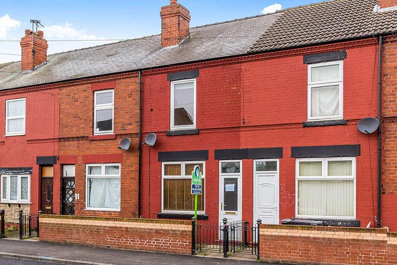 3 Bedrooms Property for rent in Trafalgar Street, Carcroft, Doncaster, DN6