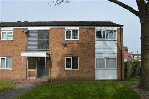 1 Bedroom Maisonette Flat for rent in Hadyn Grove, Sheldon, Birmingham