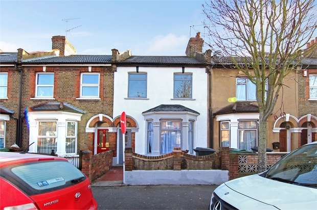 3 Bedrooms Terraced House for sale in Gosport Road, Walthamstow, London