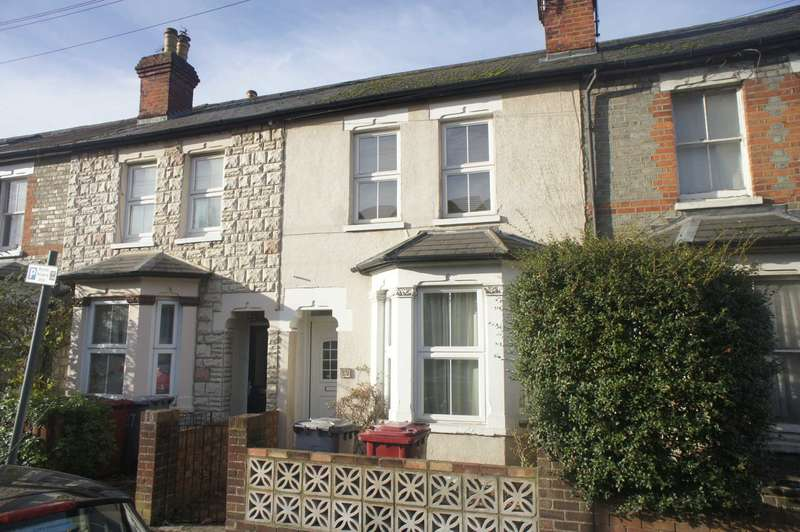 Terraced House for sale in De Montfort Road, Reading