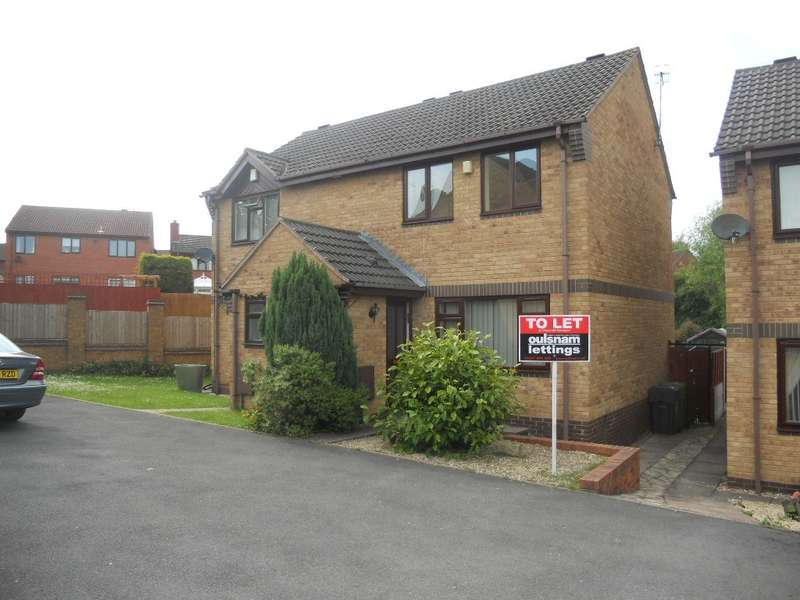 2 Bedrooms Semi Detached House for rent in Swaledale Close, Bromsgrove, B60