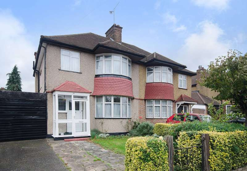 3 Bedrooms Semi Detached House for sale in Imperial Drive, Harrow, HA2