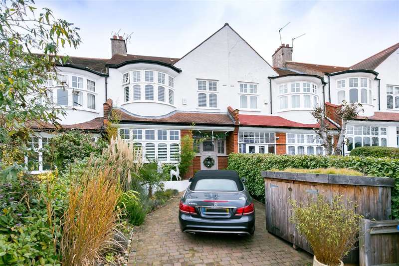 4 Bedrooms House for sale in Court Lane, London, SE21