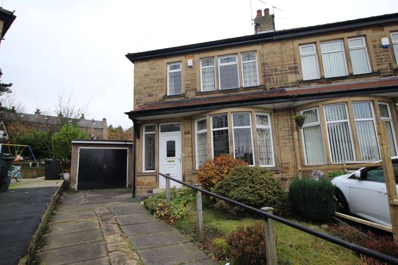 3 Bedrooms Semi Detached House for sale in Ashtree Grove, Bradford, BD7