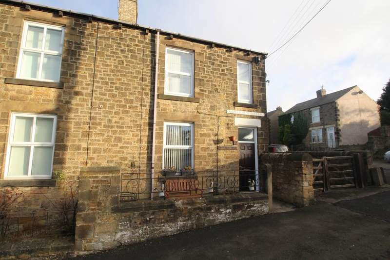 3 Bedrooms Terraced House for sale in Cooperative Terrace East, Dipton, Stanley, DH9