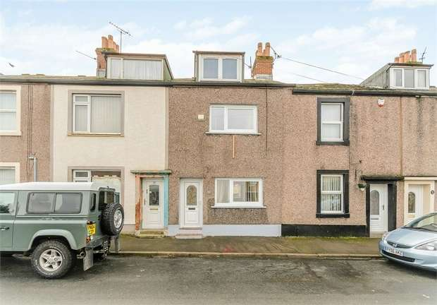 3 Bedrooms Terraced House for sale in Grasslot, Maryport, Cumbria