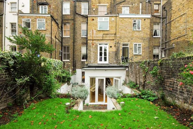 2 Bedrooms Maisonette Flat for sale in Finborough Road, Chelsea, SW10
