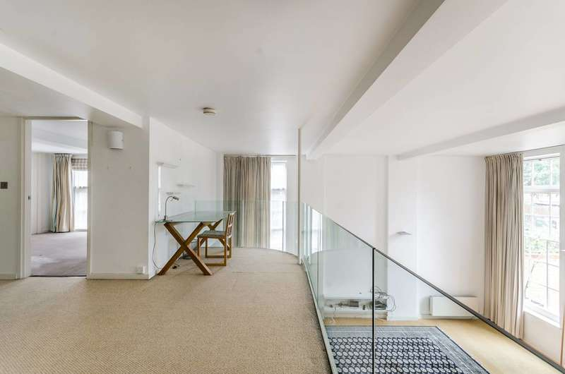 2 Bedrooms Flat for sale in Victorian Heights, Diamond Conservation Area, SW8