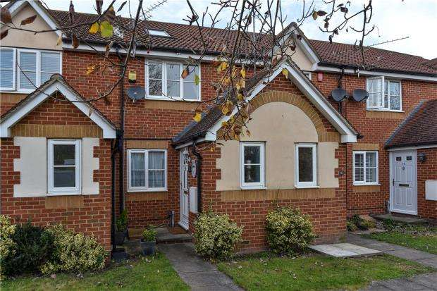 3 Bedrooms Terraced House for sale in Trumper Way, Slough