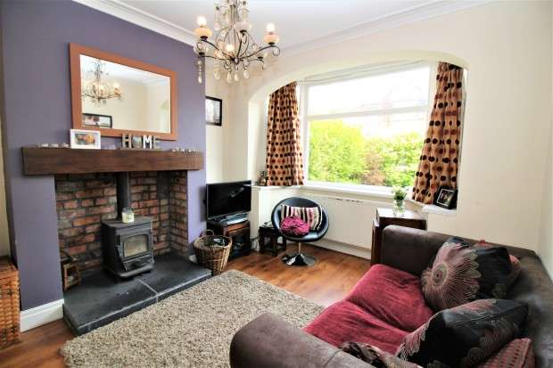 3 Bedrooms Terraced House for sale in Lakeway, Blackpool, FY3