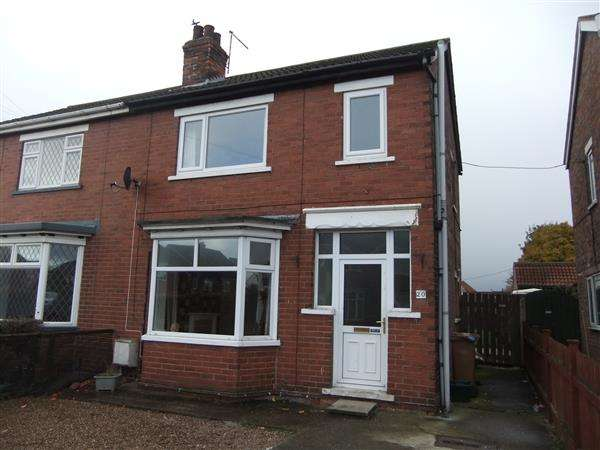 3 Bedrooms Semi Detached House for rent in Monks Road, Scunthorpe