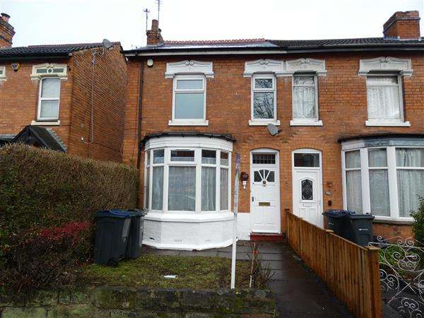 3 Bedrooms Semi Detached House for rent in Oxford Road, Acocks Green, Birmingham
