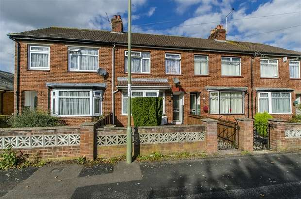 3 Bedrooms Terraced House for sale in Victoria Road, Eastleigh, Hampshire