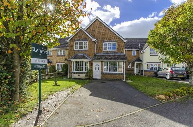 4 Bedrooms Detached House for sale in Stoke Heights, Fair Oak, Eastleigh, Hampshire