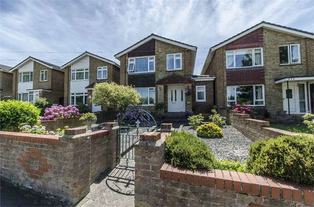4 Bedrooms Detached House for sale in Fair Oak Road, Bishopstoke, EASTLEIGH, Hampshire