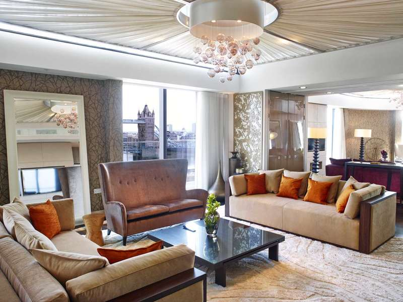 4 Bedrooms Penthouse Flat for rent in Lower Thames Street, London