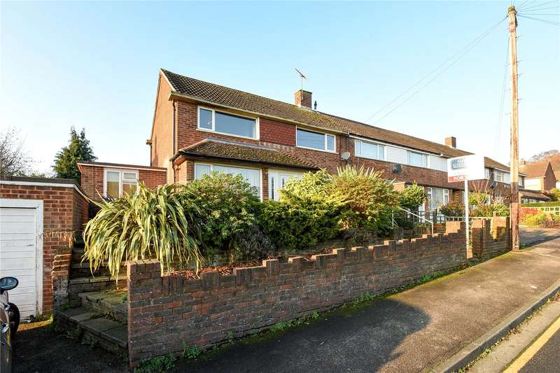 4 Bedrooms End Of Terrace House for sale in Tichborne, Maple Cross, Hertfordshire, WD3