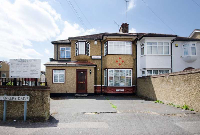 8 Bedrooms Semi Detached House for sale in Lankers Drive, Rayners Lane, HA2
