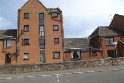 2 Bedrooms Flat for rent in Flat C, 14 North Harbour Street, Ayr