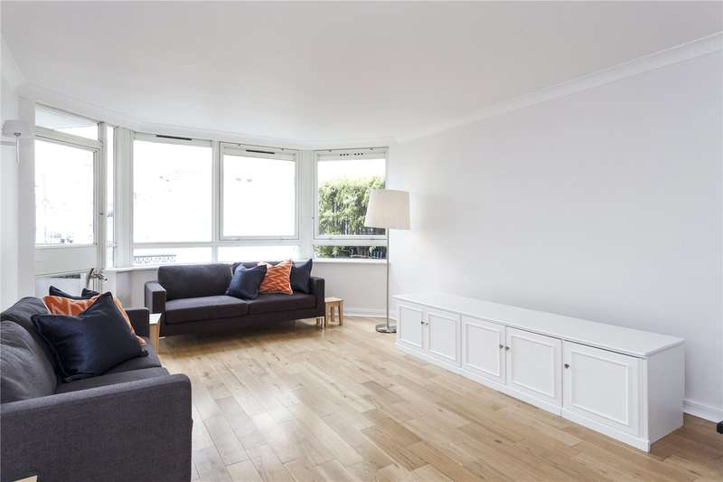 3 Bedrooms Flat for sale in Hyde Park Towers, 1 Porchester Terrace, London, W2