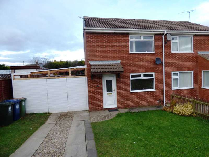 2 Bedrooms Semi Detached House for sale in ***REDUCED*** Conyers Court, Brotton
