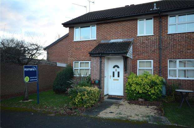 1 Bedroom Maisonette Flat for sale in Kesteven Way, Wokingham, Berkshire