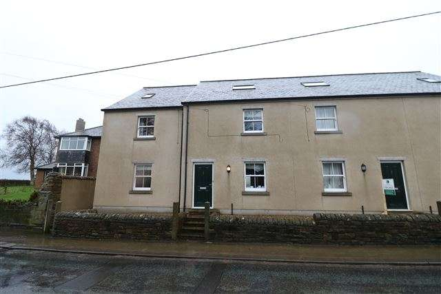 3 Bedrooms Terraced House for sale in 2 North View Terrace, Kirkbampton, Carlisle, Cumbria, CA5 6HZ
