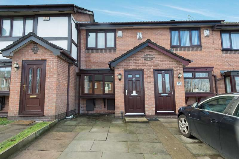 2 Bedrooms Terraced House for sale in Presto Street, Farnworth, Bolton, BL4