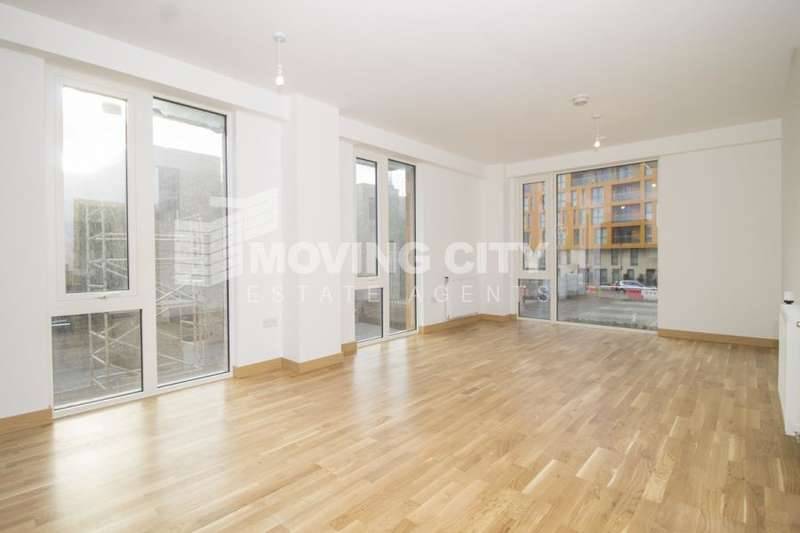 2 Bedrooms Flat for sale in Precision, Henley Block, Greenwich, SE10