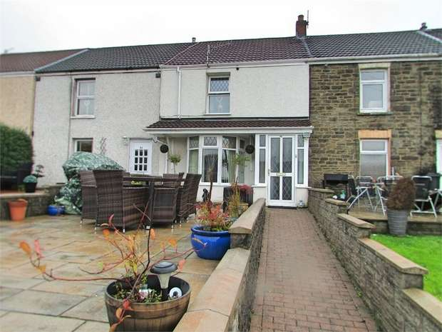3 Bedrooms Detached House for sale in 49 Danygraig Road, Neath, West Glamorgan