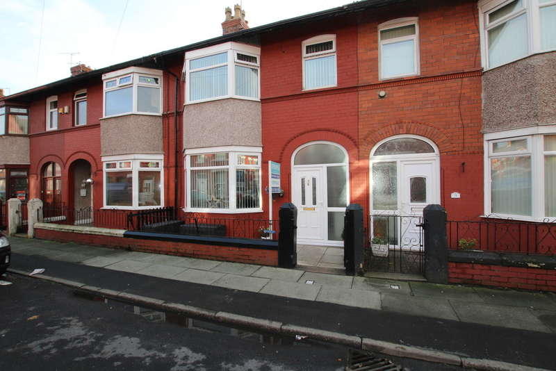 3 Bedrooms Terraced House for sale in Molyneux Road, Liverpool, L22