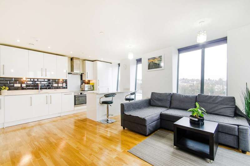 1 Bedroom Flat for sale in High Road, Wembley Park, HA9