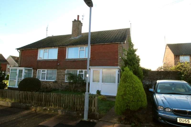 1 Bedroom Flat for sale in Elsted Close, Eastbourne, BN22