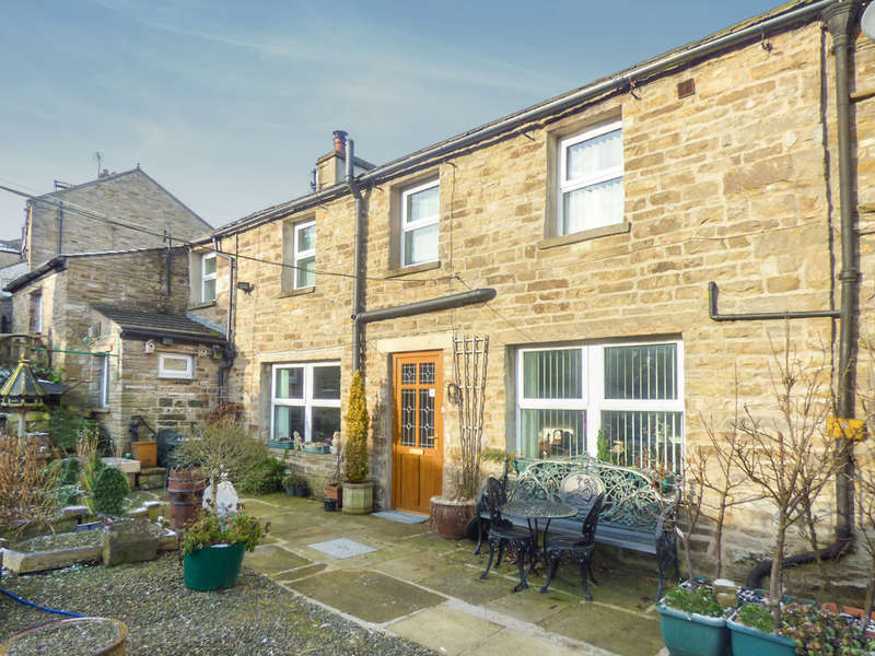 5 Bedrooms Semi Detached House for sale in Steppe Haugh, Hawes