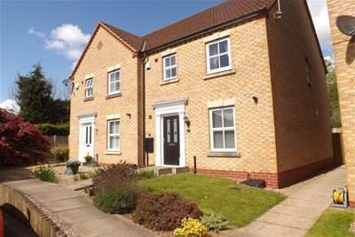 3 Bedrooms House for rent in Hollyberry Croft, Sutton In Ashfield, NG17