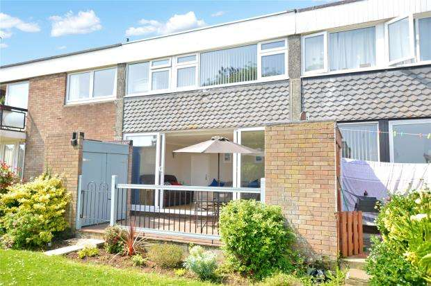 3 Bedrooms Terraced House for sale in Park Court, Heath Road, Brixham, Devon