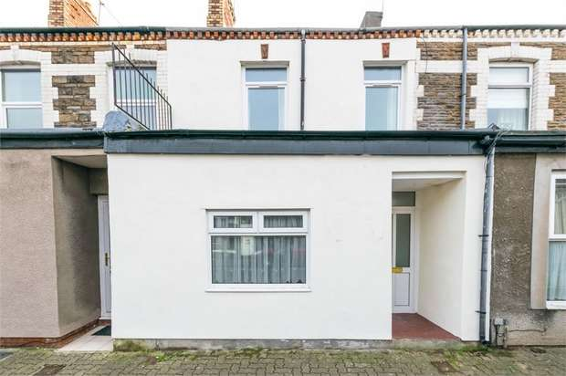 3 Bedrooms Terraced House for sale in Carlisle Street, Cardiff, South Glamorgan